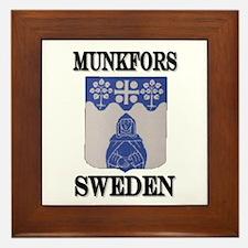 The Munksfors Store Framed Tile