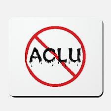 STOP ACLU Mousepad