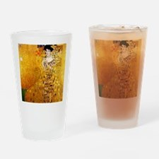 Gustav Klimt Portrait of Adele Bloc Drinking Glass