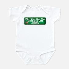 Most Gas Left Wins Infant Bodysuit