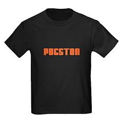 Groovy Orange Pugston T