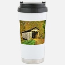 Summer Sunrise Stainless Steel Travel Mug
