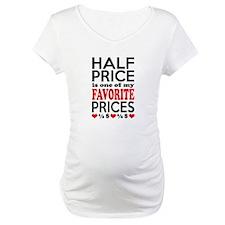 Funny Bargain Hunter Mega Shopper Shirt