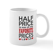 Funny Bargain Hunter Mega Shopper Mugs