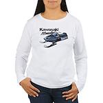 'Ceptor Muscle Women's Long Sleeve T-Shirt