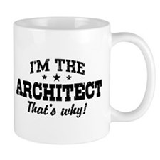 Funny Architect Mug