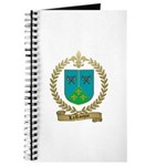 LAROCQUE Family Crest Journal