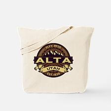 Alta Sepia Tote Bag