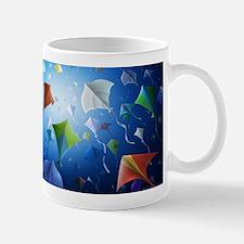 Flying Kites Mugs