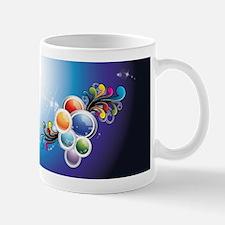 Colorful Notes Mugs