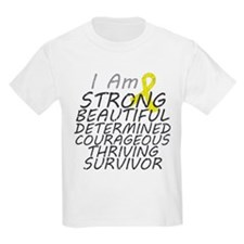 Osteosarcoma Strong Survivor T-Shirt