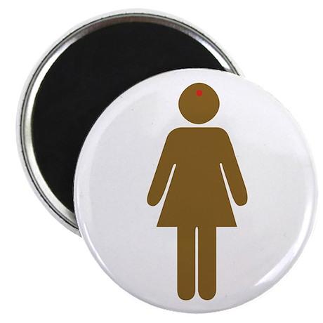 Toilet (Women) Magnet