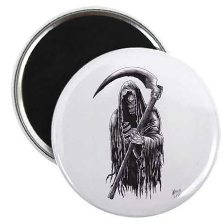 Dark Reaper Of Death Magnet