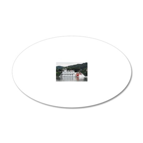 Bell 20x12 Oval Wall Decal