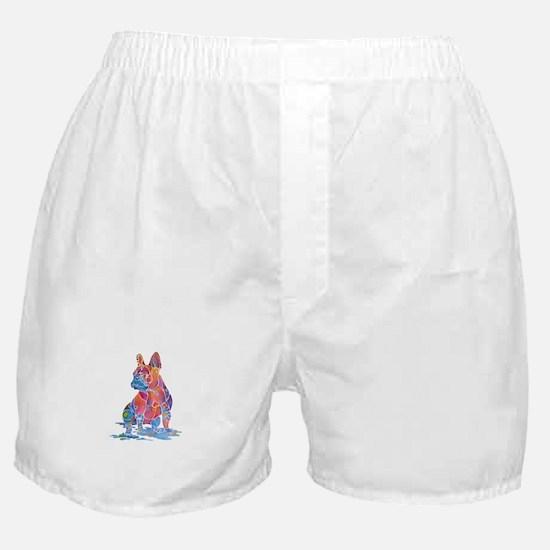 Best French Bulldog Gifts Boxer Shorts