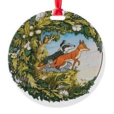 The Animals Of Farthing Wood Ornament