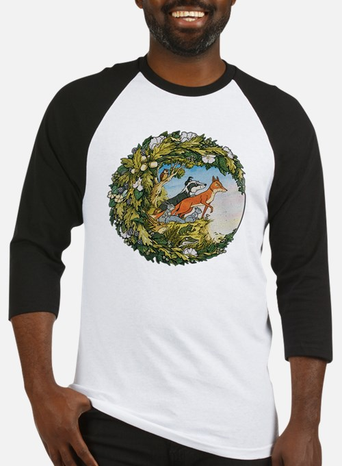 The Animals Of Farthing Wood Baseball Jersey