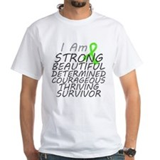 Lymphoma Strong Survivor Shirt