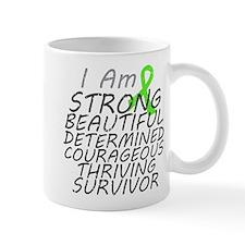 Lymphoma Strong Survivor Mug