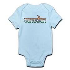 Canadian Infant Bodysuit