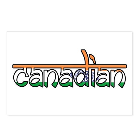 Canadian Postcards (Package of 8)