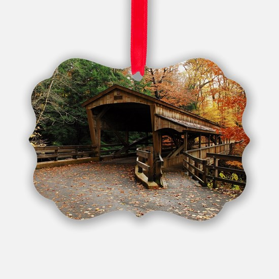 Lantermans Mill Bridge Ornament