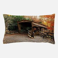 Lantermans Mill Bridge Pillow Case