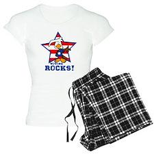 Voting Rocks Pajamas