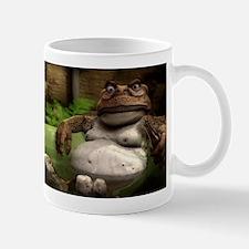 Soaking Toad Mugs
