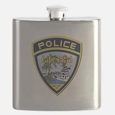 Cape Coral Police Flask