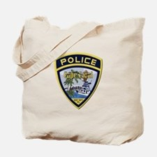 Cape Coral Police Tote Bag