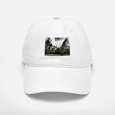 Palms in the Sand Baseball Baseball Baseball Cap