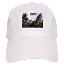 Palms in the Sand Baseball Baseball Cap