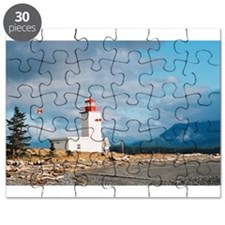 Sointula Lighthouse Puzzle