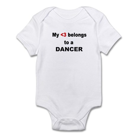 Dancer Infant Bodysuit