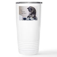 Not a mouse ;-) Travel Mug