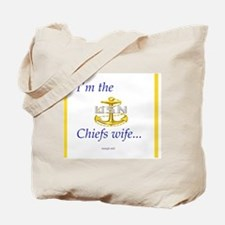 Chiefs wife Tote Bag