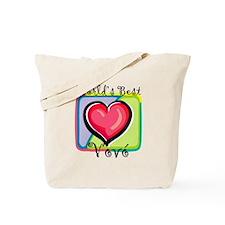 WB Grandma [Brazilian Portuguese] Tote Bag