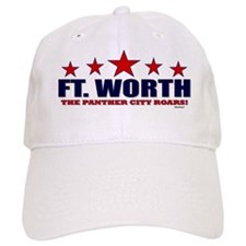 Ft. Worth The Panther City Roars Baseball Cap