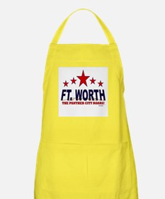 Ft. Worth The Panther City Roars Apron
