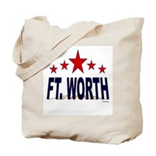 Ft. Worth Tote Bag
