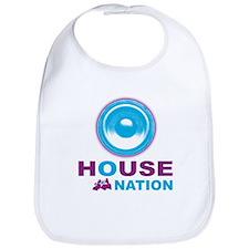 House Nation Bib