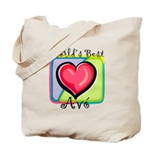 WB Grandma [Portuguese] Tote Bag