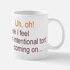 Intentional Tort Mugs