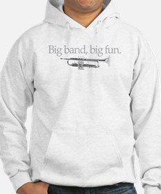 Big band big fun Jumper Hoody