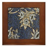 William morris Framed Tiles