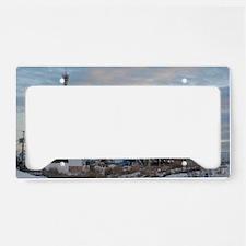 Seaside Heights Funtown Pier  License Plate Holder