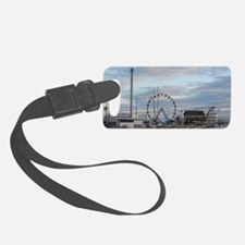 Seaside Heights Funtown Pier Jer Luggage Tag