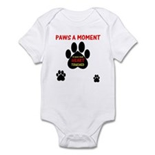 Paws a Moment, Infant Bodysuit