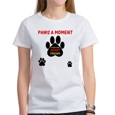Paws a Moment, Tee